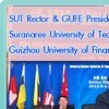 SUT in the international arena : SUT-GUFE Cooperation